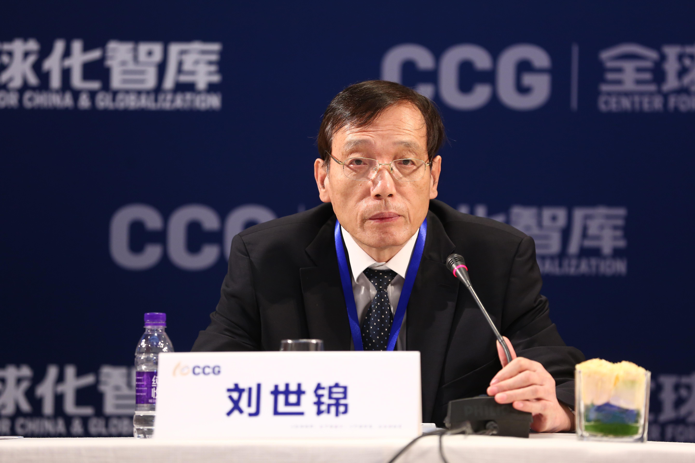 刘世锦:中国人均GDP还不到1万美元 绝不能自傲