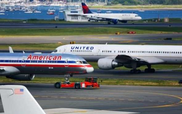 外媒:因油价上涨 美国多家航空公司或提高机票价格