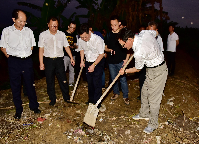 中央环保督察组:汕头特区污水和垃圾处理严重滞后