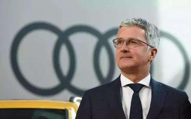 外媒:鲁伯特·施泰德很难再重返奥迪CEO职位