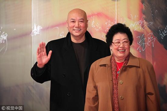 前中国女首富曝光与男明星的28年婚姻