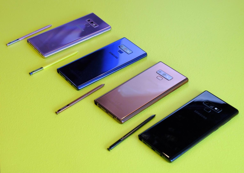 三星 Galaxy Note 9 上手体验:S Pen是点睛之笔的照片 - 11