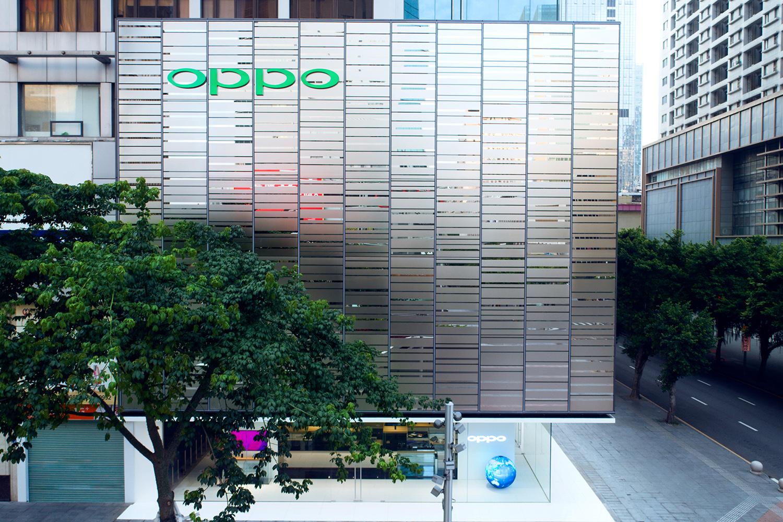 前线 | OPPO深圳首开超级旗舰店 计划逐步升级专卖店形象