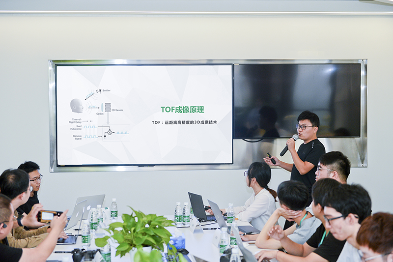 前线 | OPPO新产品将使用TOF 3D视觉技术,提高AR体验
