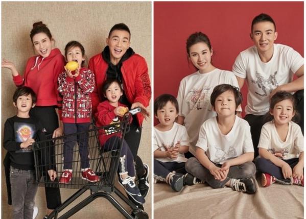 刘畊宏六岁儿子留长发被误认为小泡芙 网友:长得太像