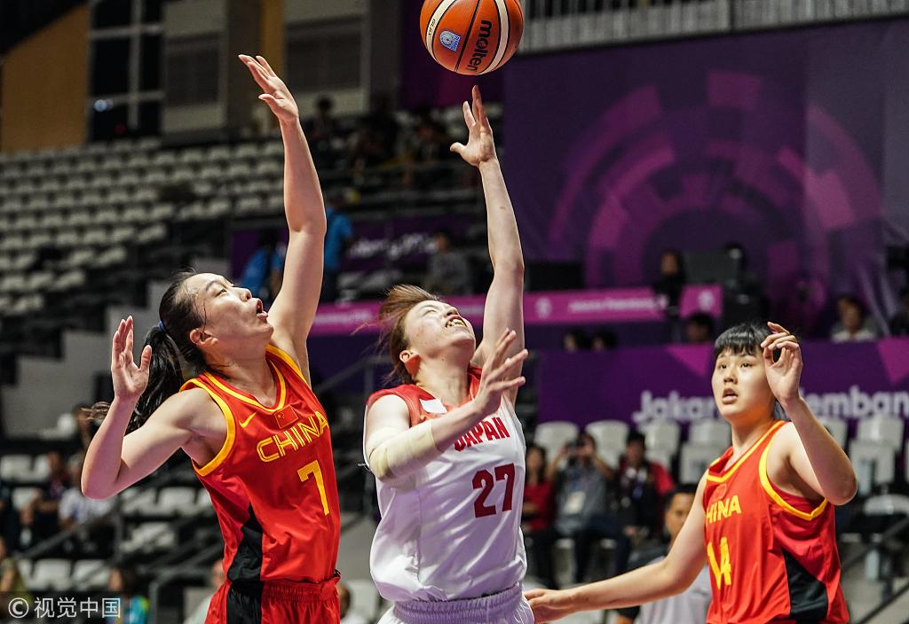 19岁天才16分8板6帽盖蒙日本 女篮32分大胜迎两连胜