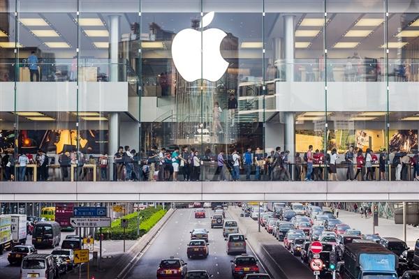 苹果宣布iOS重大调整:禁止App采集用户个人数据