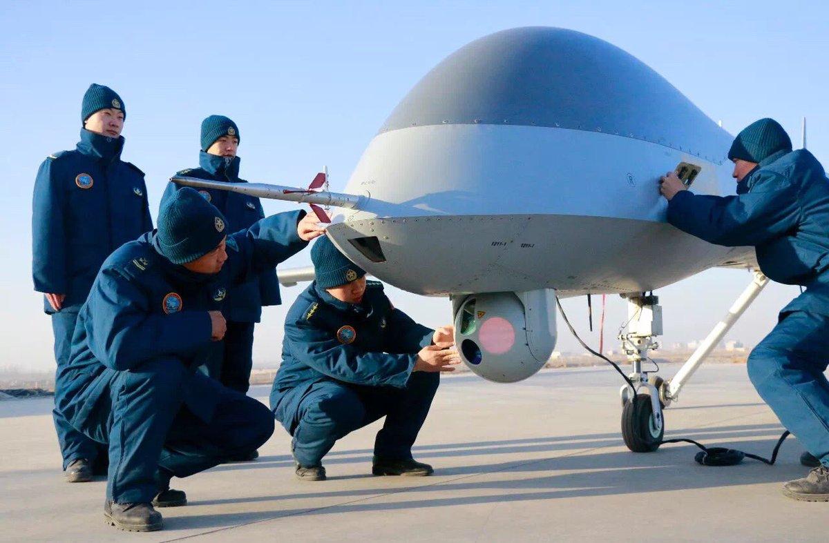 港媒:中国装备长航时无人机 监视美国航母