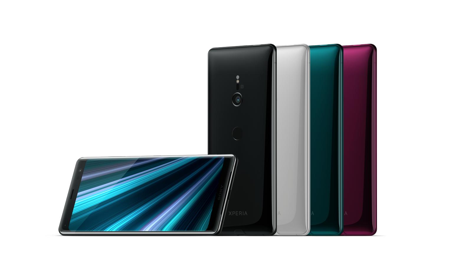 索尼正式发布Xperia XZ3:六英寸OLED屏幕AI加持 售价6150元