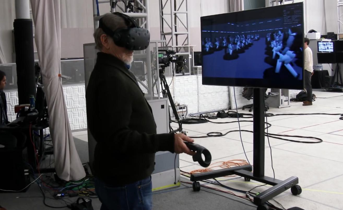 《头号玩家》的绿洲不只是电影 VR世界2年内启动