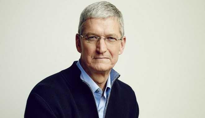 苹果CEO库克获1.23亿美元股票奖励 套现5800万美元