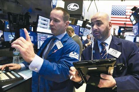 美股早报:市场关注美加贸易谈判进展 美股小幅收跌