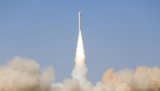 美媒关注中国民营火箭新势力:将多颗卫星送入轨道