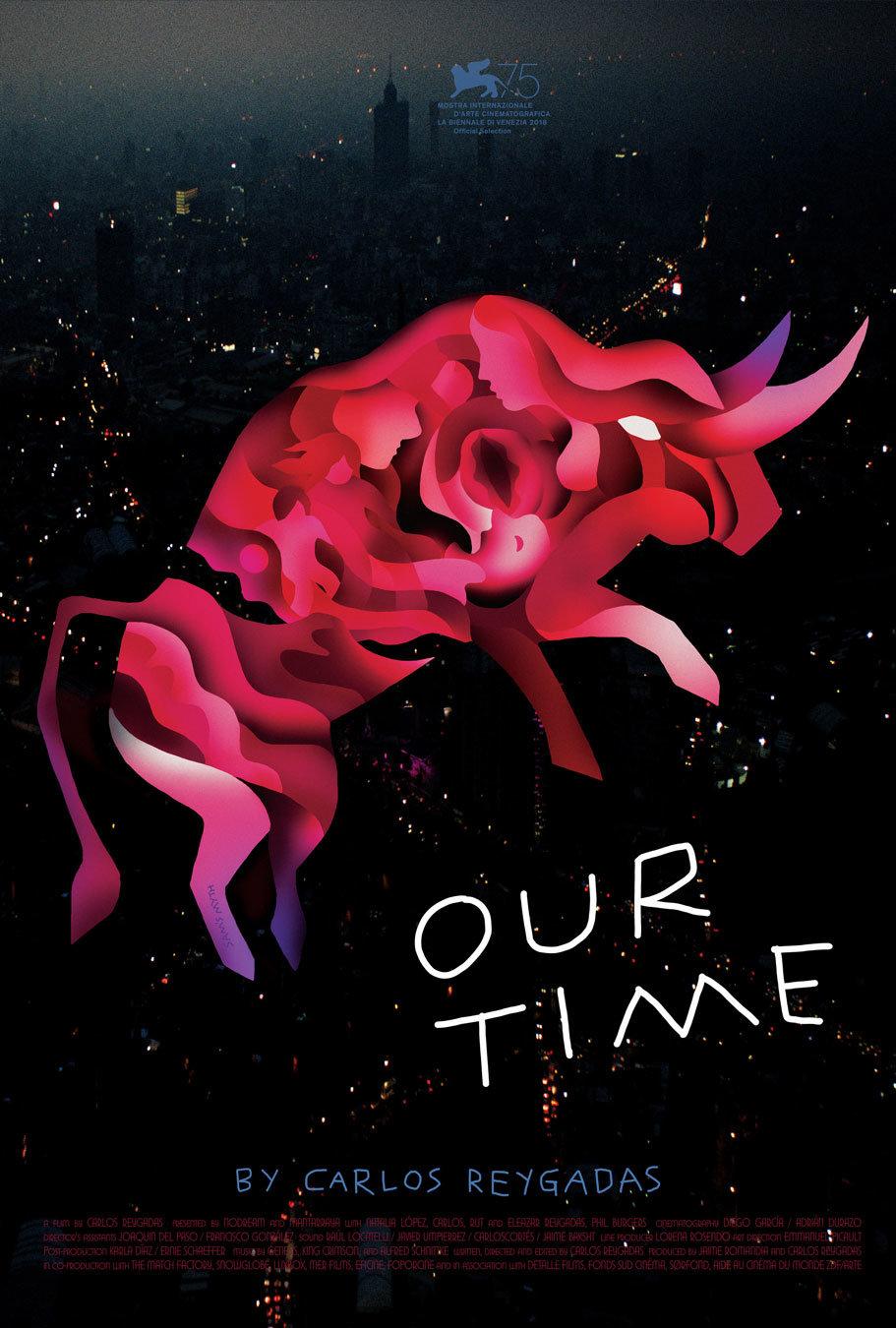 《我们的时光》雷加达斯:电影是容器,内容要观众填