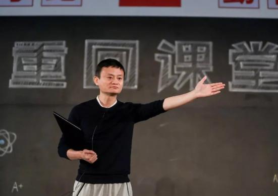 观察 | 老师马云向右,总裁刘强东向左