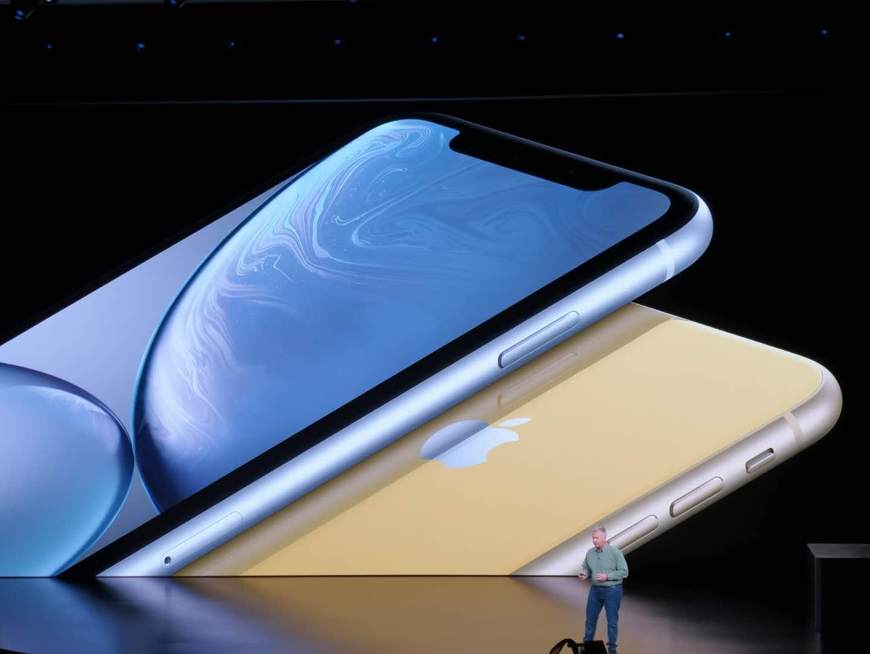 苹果发布iPhone XR:采用LCD屏幕,搭载A12仿生处理器