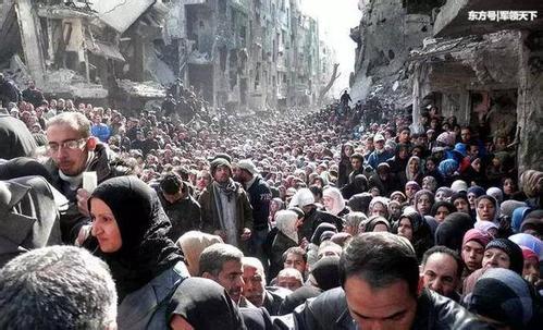叙利亚临近收官之战 美俄角力叙民众何去何从