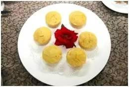 红薯花生饼