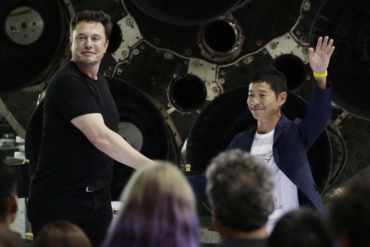 华尔街日报:前泽友作迈出的一小步 是SpaceX的一大步