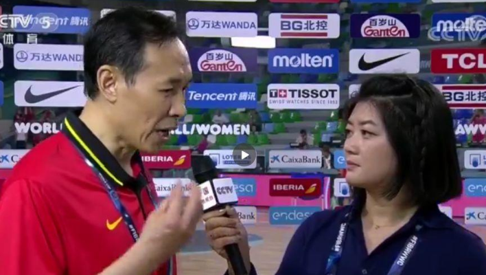亚洲霸主!中国女篮打破魔咒,上次赢日本一队是7年前