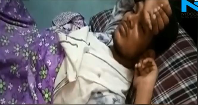 听着就疼!印度女子一口咬断了丈夫的……