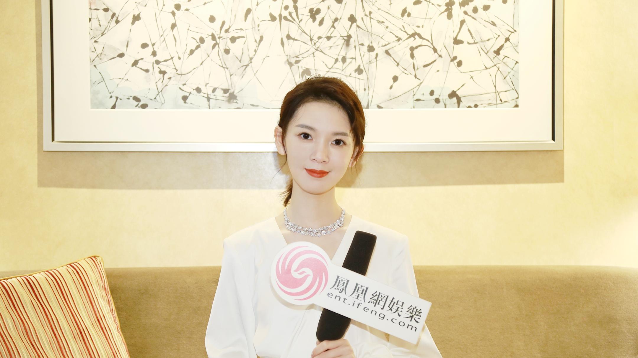 专访《橙红年代》陈瑶:谁说萝莉脸不能演霸道总裁?