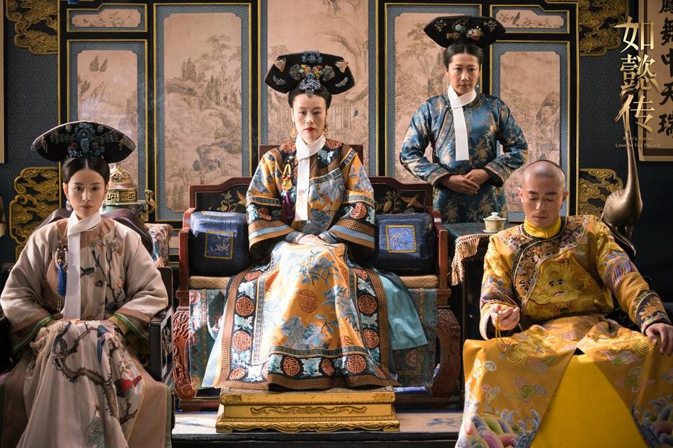 《如懿传》美术打造文化清宫 寻找史实与美学平衡点