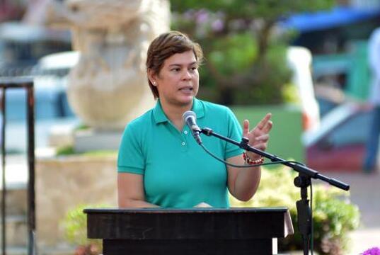 女儿将接棒当菲律宾总统?杜特尔特表态了 (图)