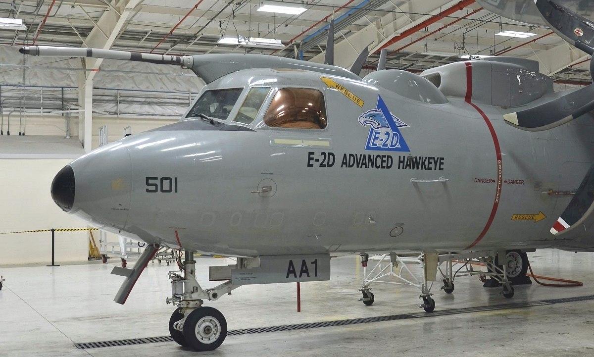 日本计划追加购9架E2D预警机 未来总数将达13架