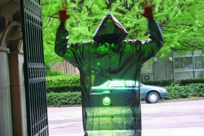 联参39 战场新科技:隐身衣、壁虎手套走向现实