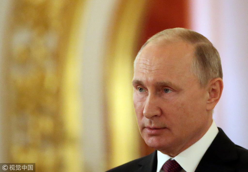 普京:俄罗斯若遭导弹袭击 将启用核武器进行报