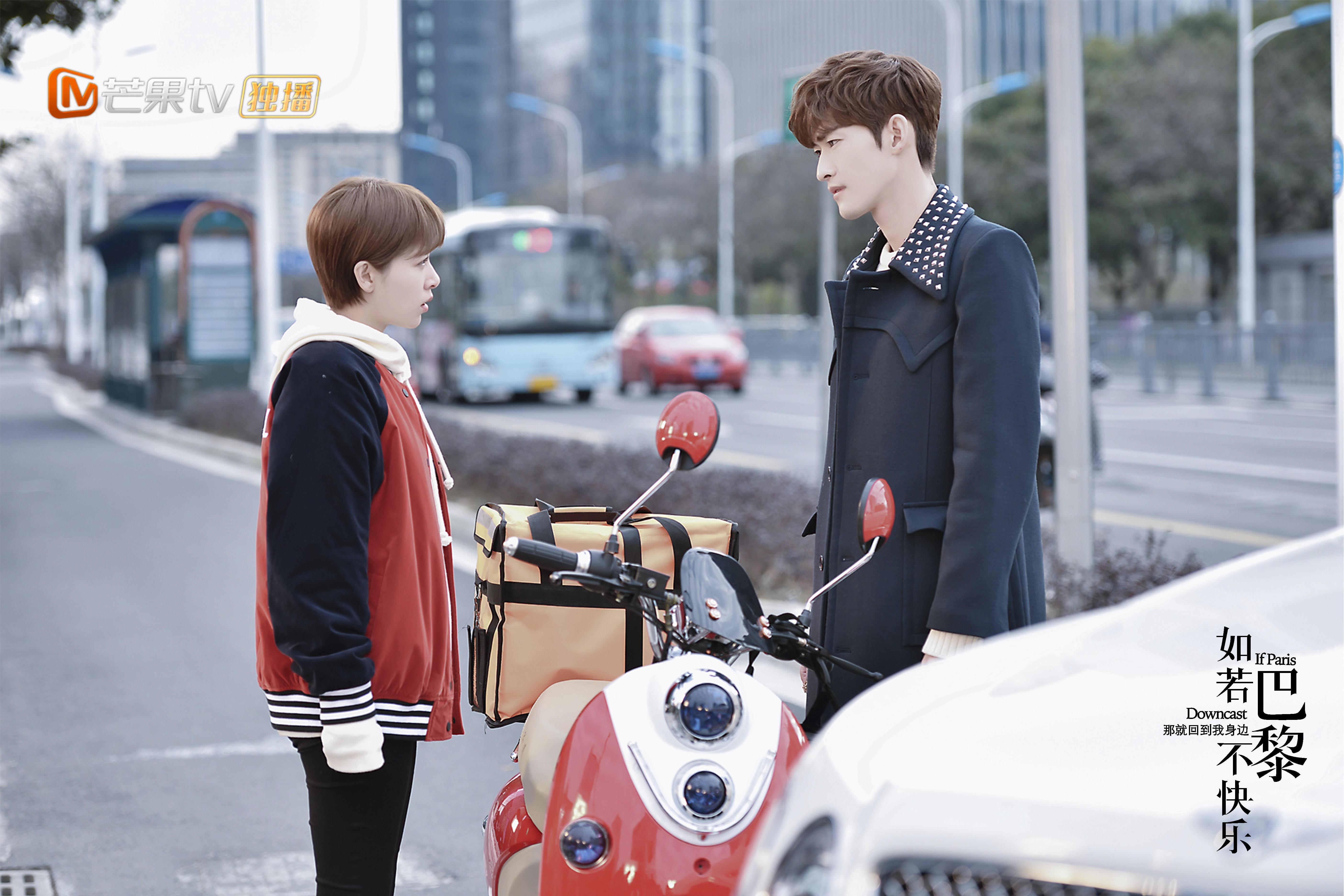 张翰:已恭喜赵丽颖 好久没恋爱结婚前不做伴郎