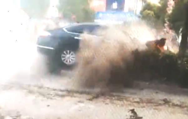 扬州因拆迁撞人1死9伤续:家属称事发前肇事者遭殴打