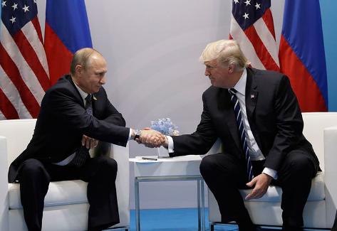 """特朗普:美将退出与俄签订的""""销毁中短程导弹条约"""""""