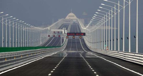 """港珠澳大桥:保护白海豚花了3.4亿 实现""""零伤亡"""""""