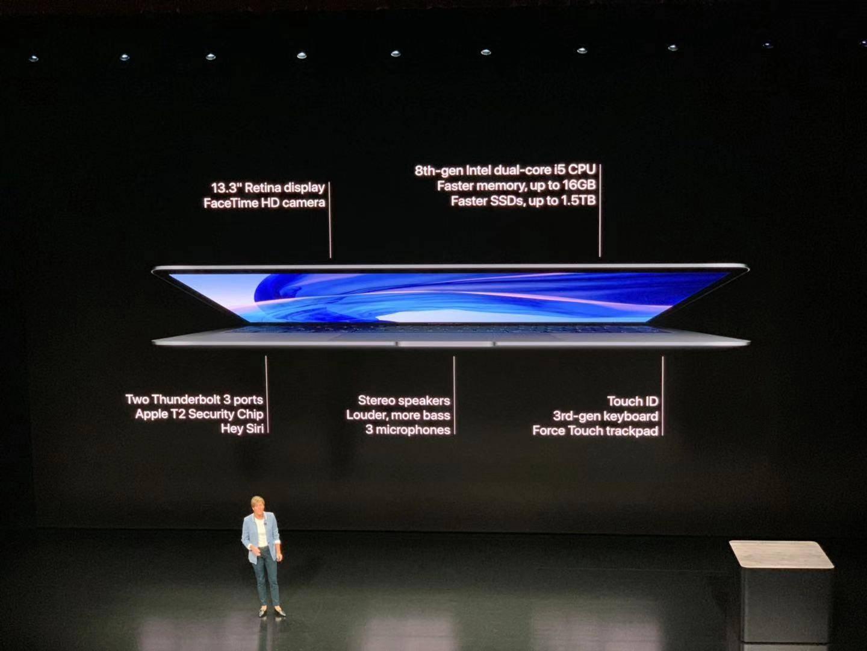 苹果发布三款新品,全面屏iPad Pro终于现身