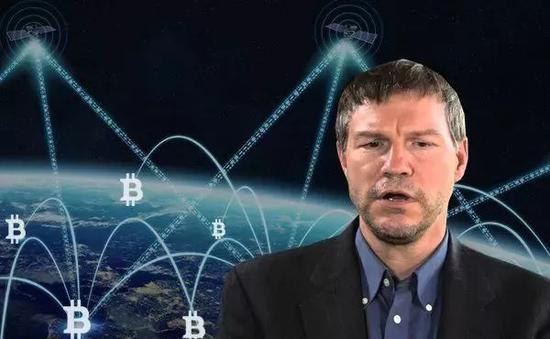 尼克·绍博美国  密码货币领域博学大师