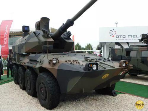 """国产某型76毫米自行火炮,力压""""天龙座""""成全球第一"""
