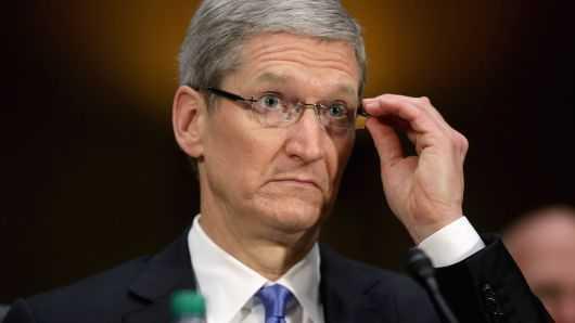 iPhone销量低于预期 苹果评级自财报后第二
