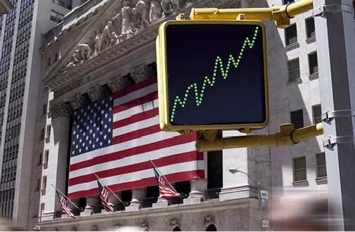 美股探底回升 道指收涨逾200点,摩根大通领涨银行股