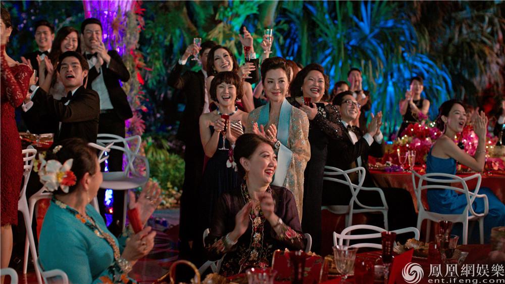 《摘金奇缘》发布预告 康斯坦斯·吴完美诠释独立女性