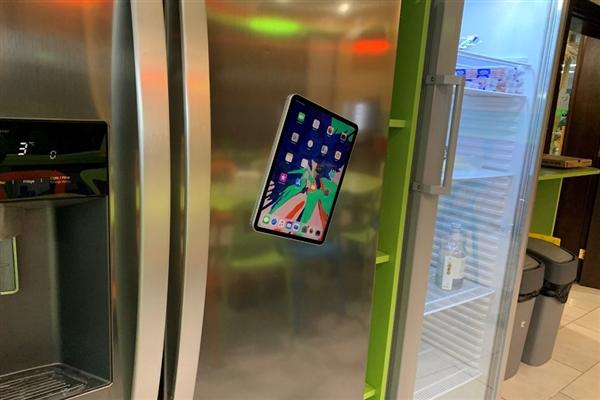 新iPad Pro隐藏功能被发现:老外真会玩
