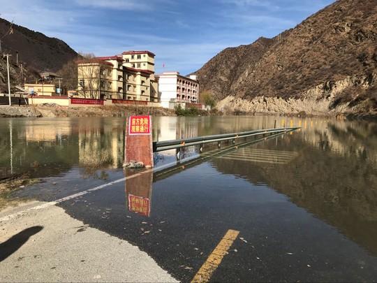 金沙江堰塞启动Ⅱ级防汛应急响应