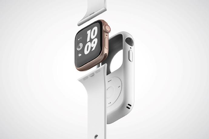 """苹果""""iPod Watch"""":手表变身音乐播放器"""