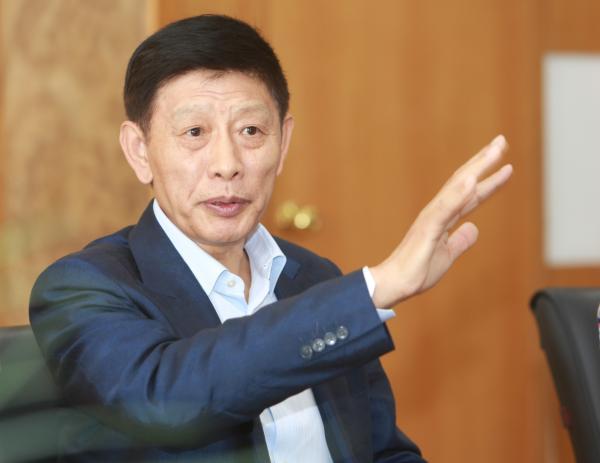 一方集团董事长孙喜双。视觉中国资料图