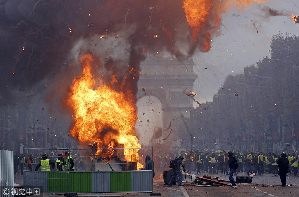 刚刚,法国成经合组织内税负最重国家