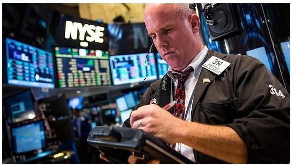 美股周一小幅低开 苹果股价开盘