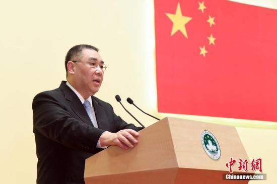 崔世安:澳门全面参与中国深化改革开放战略部署