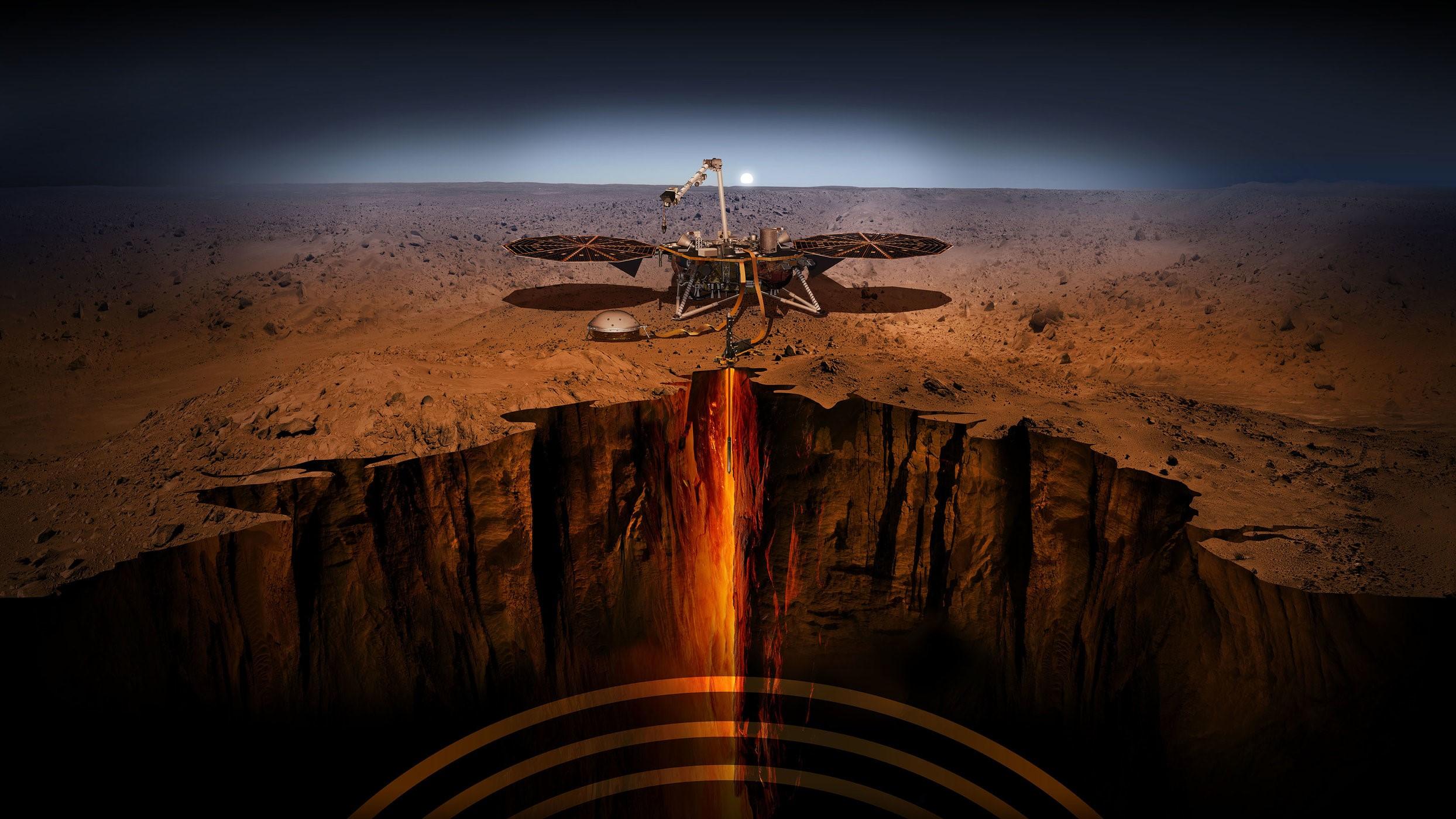 香港大学新研究称火星地表不宜居