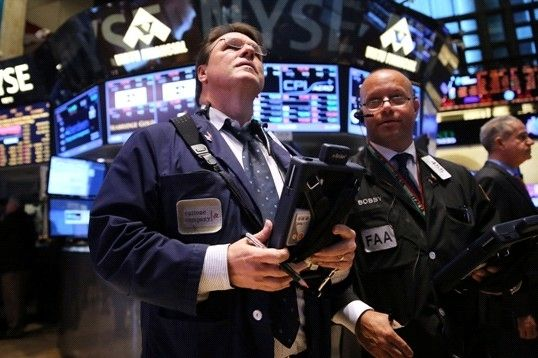 关注美联储政策动向 美股周一低